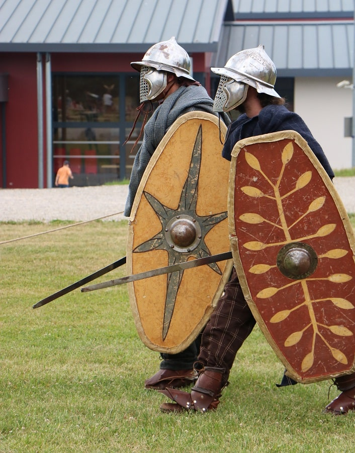 amhe gaulois amhe celte combat